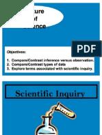 es nature of science 2014-15