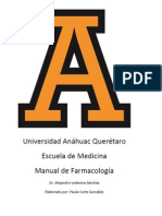 Manual de Farmacología Paula Corte