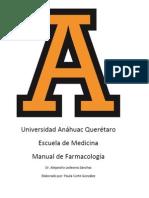 Manual de Farmacología Paula Corte