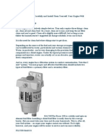Diesel Fuel Filters