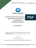 Service Manual Firmware KM652