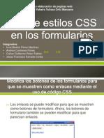 Uso de Estilos CSS en Los Formularios