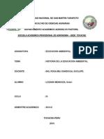 Educacion Ambiental - Solari