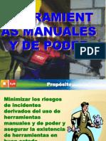 03. Manejo de Herramientas Manuales y de Poder