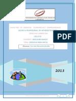 Monografia Derecho Comercial