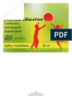 Physical Education Guide