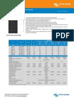 Datasheet BlueSolar Monocrystalline Panels En