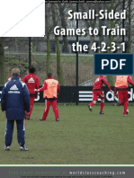Advanced Tactics for Trainning 4-2-3-1