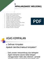 Mtk 101-Asas Kimpalan(Basic Welding)-Bm