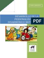 Desarrollo de La Personalidad Del Disarmc3b3nico Motc3b3rico