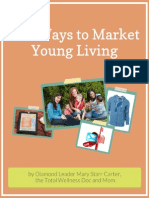 101 Ways to Market Young Living