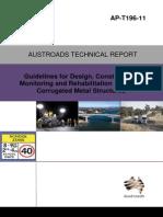 Austroads AP-T196-11 Design Guide for Structure
