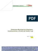 114651800 Plan de Ordenamiento Urbano de La Ciudad de Loja