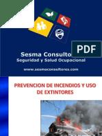Extintores y Evacuación 1 Hra