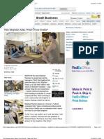 NYT's Alternative Berkeley Drug Store