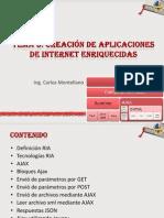 Tema 5. Creacion de Aplicaciones de Internet Enriquecidas