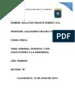 Universidad Nacional de Cajamarca