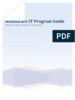 BC Healthcare IT Program Guide