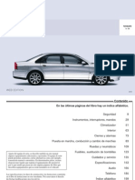 S80 Owners Manual MY05 ES Tp7531