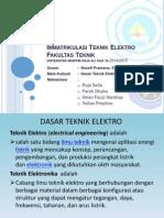1. Dasar Teknik Elektro [Immatrikulasi]