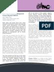 The Pacific Island Development Forum Beyond ANZUS