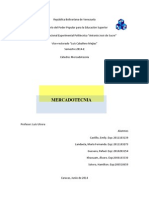 mercadotecnia informe 2