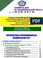 Tampilan Kurikulum 2013 Sd