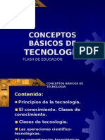 Presentación tecnología