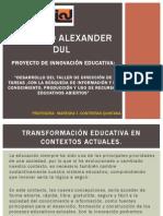 Innovacion Educativa, Búsqueda de Información y Rea