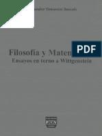 Tomasini Bassols Alejandro - Filosofia Y Matematicas - Ensayos en Torno a Wittgenstein