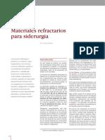 2 Materiales Refractarios Para Siderurgia