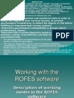 rofes analysis software