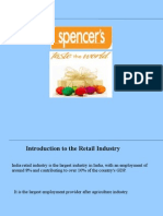 Presentation on spencer retail ltd.