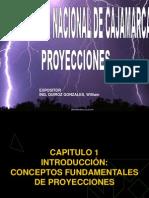 GEOMETRIA DESCRIPTIVA PROYECCIONES1