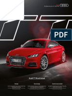 Audi TT Illustrated