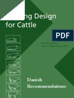 Cattle Housing Design