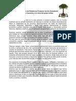 """Declaración de """"Forjando Acción Estudiantil"""" a 41 años del golpe militar"""