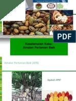11. Keselamatan Koko-Amalan Pertanian Baik