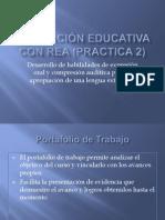 Innovación Educativa Con Rea (Practica 2)