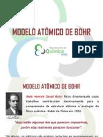 Aula 7 - Modelo Atomico Bohr