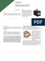 Terminologia de La Bateria