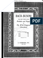Bach  The Well-Tempered Clavier 1