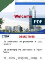 07) Handover and Power Control