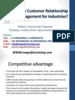 Sap CRM Online Training & certification