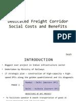 Social Costs & Benefits Assignment