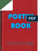 Urdu Shayari Book- Azhar Sabri
