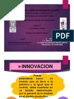 Tema1 .Tipos de Innovación