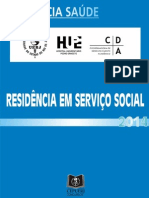 Edital Servico Social Hupe Uerj 2014