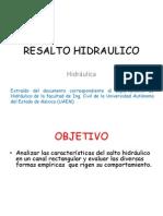 LAB4 RESALTO HIDRAULICO