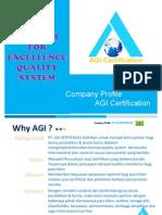Company Profile AGICert.1